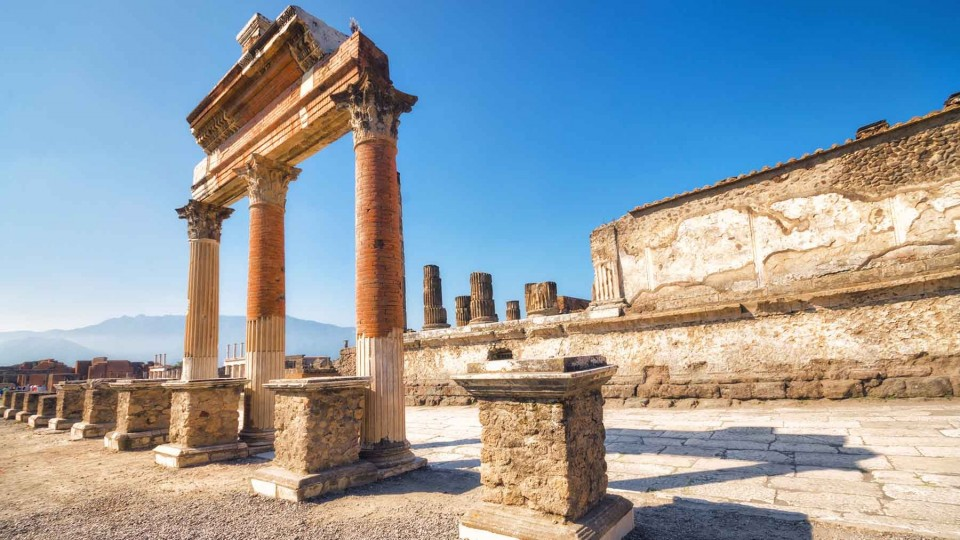 Post Pompeii Ruins: how to visit by private tour