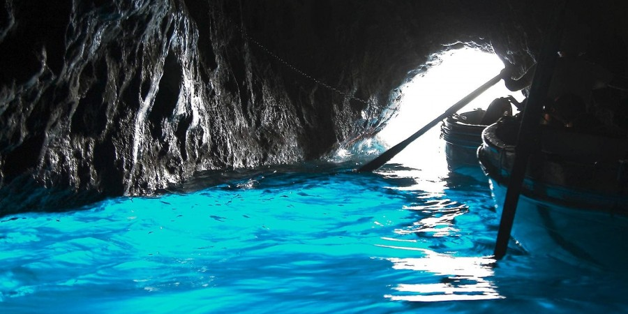 Semi-private Capri with Blue Grotto