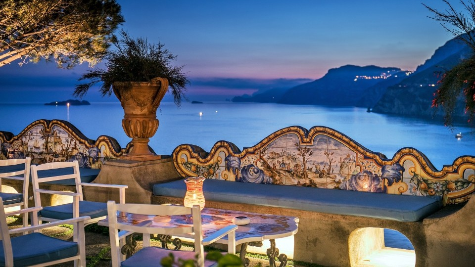 Post Historic Positano Hotels: the best five loved by Vips