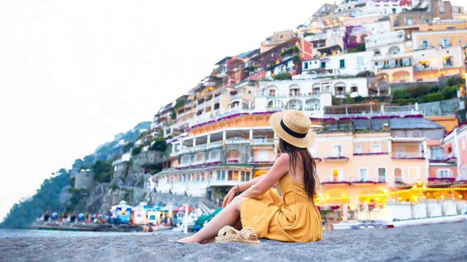 Post What to see in Positano: between nature and stores