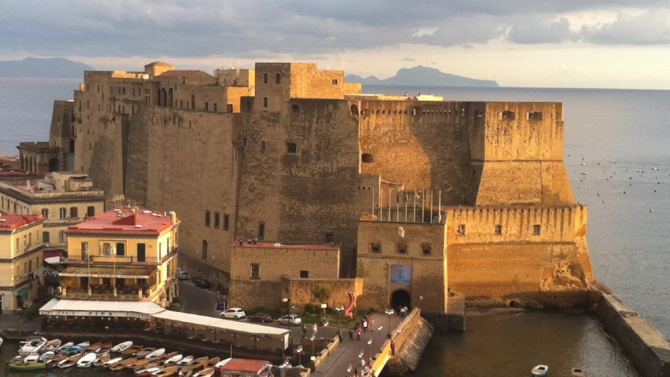 Post Have you ever seen Naples' seven castles?